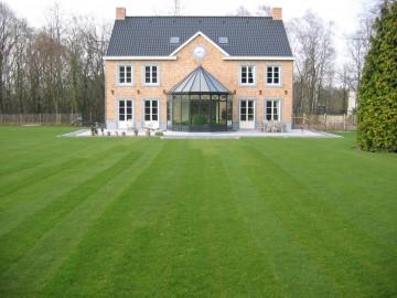 gras van de buren